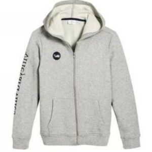 Vineyard Vines Medium 8-10 Hooded Boys Girls Logo